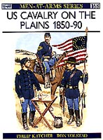 Us cavalry on the plains 1850-1890
