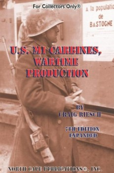 US M1 CARBINES, WARTIME PRODUCTION