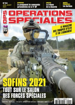 OPERATIONS SPECIALES N°50 - JUILLET AOUT 2021