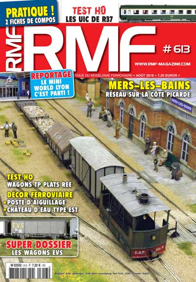 RMF N°613 Aout 2016