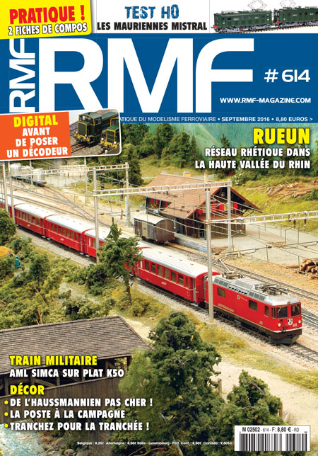 RMF N°614 Septembre 2016
